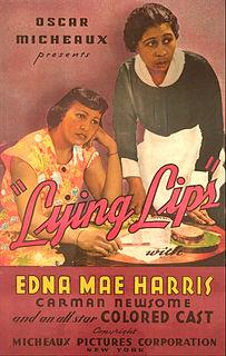 <i>Lying Lips</i> 1939 American film