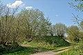 Mühlenbarbek, Reste der Bahnstrecke Wrist–Itzehoe NIK 5058.JPG