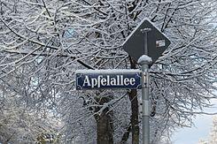 Apfelallee