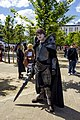 MCM London 2014 cosplay (14290193503).jpg