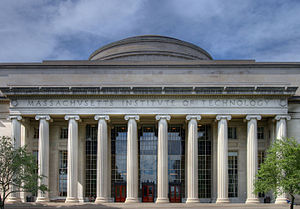 William W. Bosworth - Image: MIT Building 10