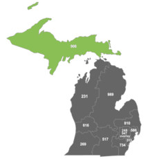 Area code 906 - Wikipedia