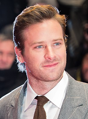 Armie Hammer - Hammer at the 67th Berlin <br>International Film Festival in 2017