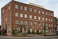 Macclesfield Heritage Centre, former Sunday School.JPG
