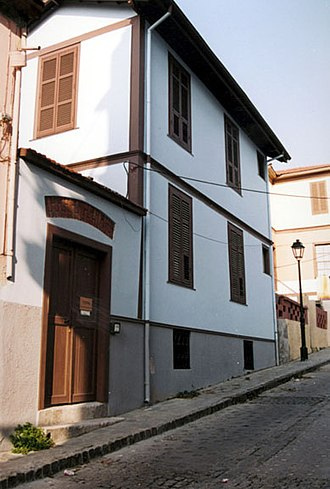 Tehni Macedonian Art Association (Thessaloniki) - View from outside
