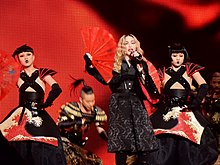 Rebel Heart Tour - Wikipedia