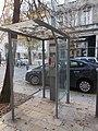 Magyar Telekom booth, Kecskeméti street, 2018 Belváros-Lipótváros.jpg