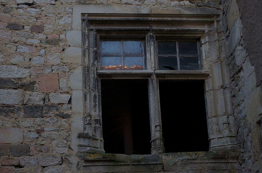 Détail des fenêtres