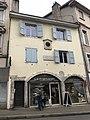 Maison natale de Jérôme Lalande - Bourg-en-Bresse (Ain, France).JPG