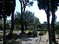 Majorque Cura Monastir Jardin Statue Ramon Llull - panoramio.jpg