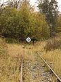 Malá Morávka, nádraží, zarážedlo.jpg
