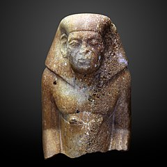 Male bust-MAHG Inv eg 12