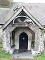 Mallwyd Church Porch - geograph.org.uk - 104594.jpg