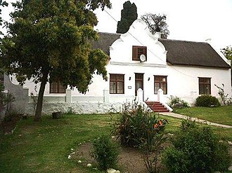 Mamre, Western Cape - De Kleine Post in Mamre