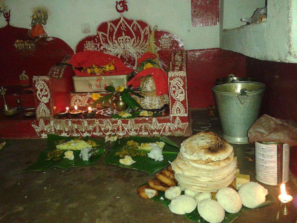 Manabasa Gurubara Mahalaxmi puja