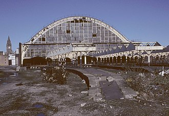 Manchester Central railway station - Image: Manchester Central Station 1
