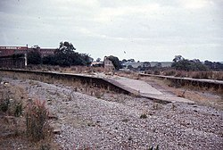 Mangotsfield railway station in 1973.jpg