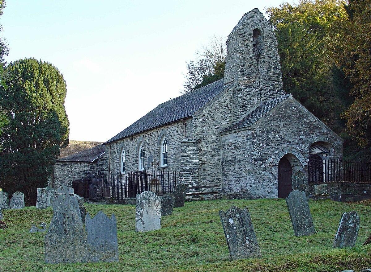 Manordeifi Old Church - Wikipedia