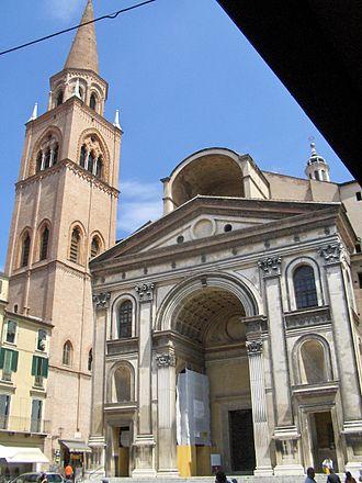 Roman Catholic Diocese of Mantua - Basilica di S. Andrea Apostolo (Co-cathedral)