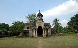 Ruins of Jaffna kingdom