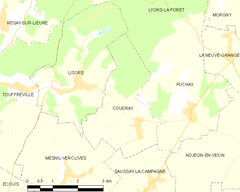 Map commune FR insee code 27176.png