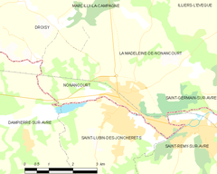 Map commune FR insee code 27438.png