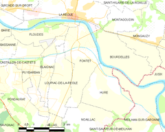 Map commune FR insee code 33170.png