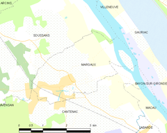 Map commune FR insee code 33268.png
