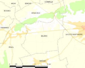 Map commune FR insee code 38025.png