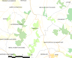 Map commune FR insee code 61252.png