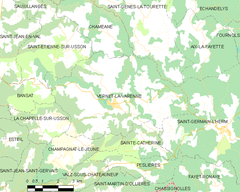 Map commune FR insee code 63448.png