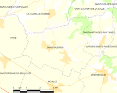 Map commune FR insee code 85274.png