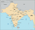 Map of British India anachronous.png