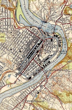 Holyoke Canal System - Holyoke Canal System