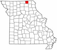Map of Missouri highlighting Schuyler County.png