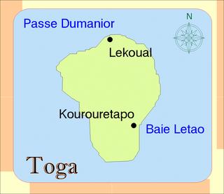Toga Island