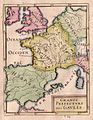 Map of ancient France, 1683.jpg