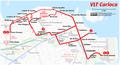Map of the VLT Carioca - Rio de Janeiro Light Rail.png