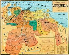 Guayana Esequiba Wikipedia Den Frie Encyklopaedi