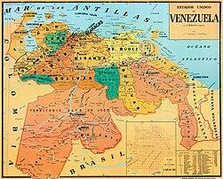 Mapa de los Estados Unidos de Venezuela.jpg