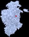 Mapa municipal Valle de Oca.png