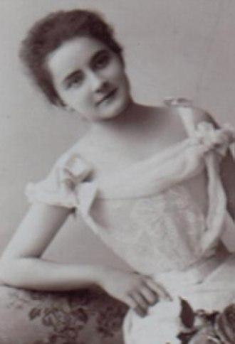 Prince Imperial of Mexico - Image: María Josefa de Iturbide y Mikos