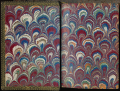 Marbled endpaper from Die Nachfolge Christi ed. Ludwig Donin (Vienna ca. 1875) 1000ppi.png
