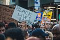 March against Trump, New York City (30914249376).jpg