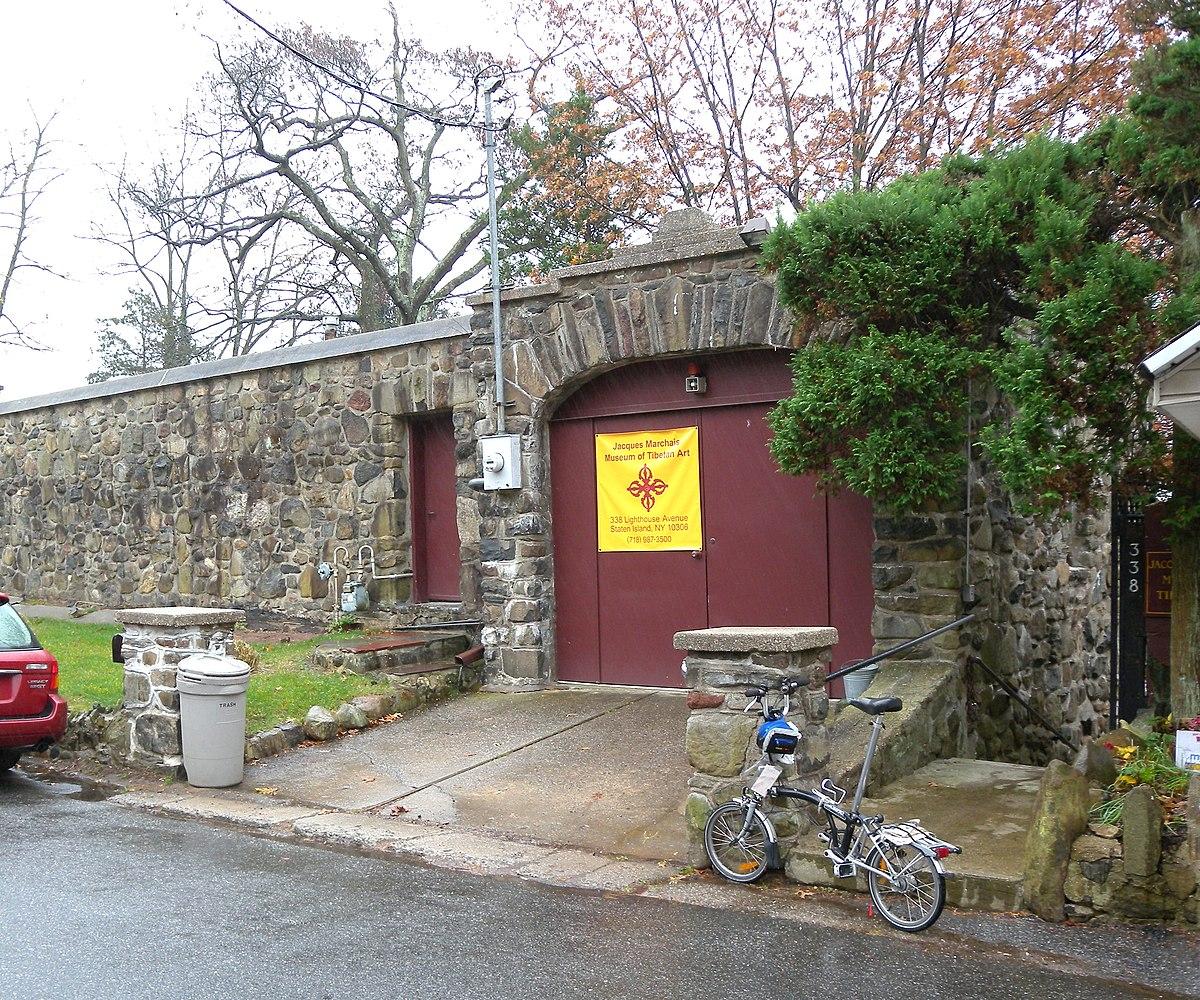 Staten Island Monastery Demolished
