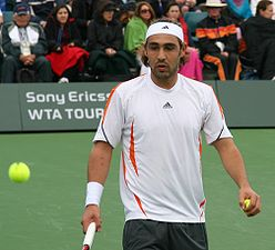 Marco Baghdatis at the 2006 Indian Wells Masters