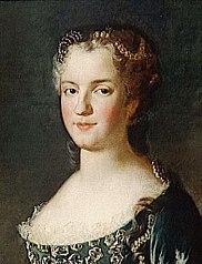 Portrait of Maria Leszczynska, oil on canvas, châteaux de Versailles et de Trianon