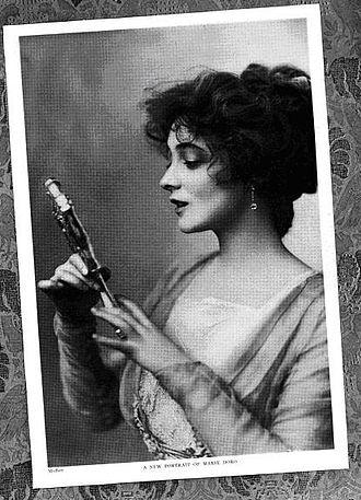 Marie Doro - Theatre Magazine pub. 1913