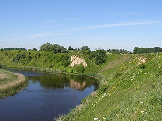Marijampolė County - Marijampolė (Meškučiai) second hillfort
