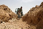 Marines construct world's largest aircraft combat parking expansion in Afghanistan DVIDS170497.jpg